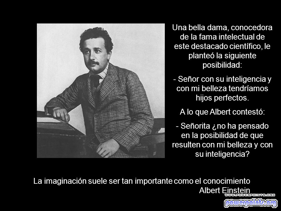 Frases Célebres De Albert Einstein Ppt Descargar