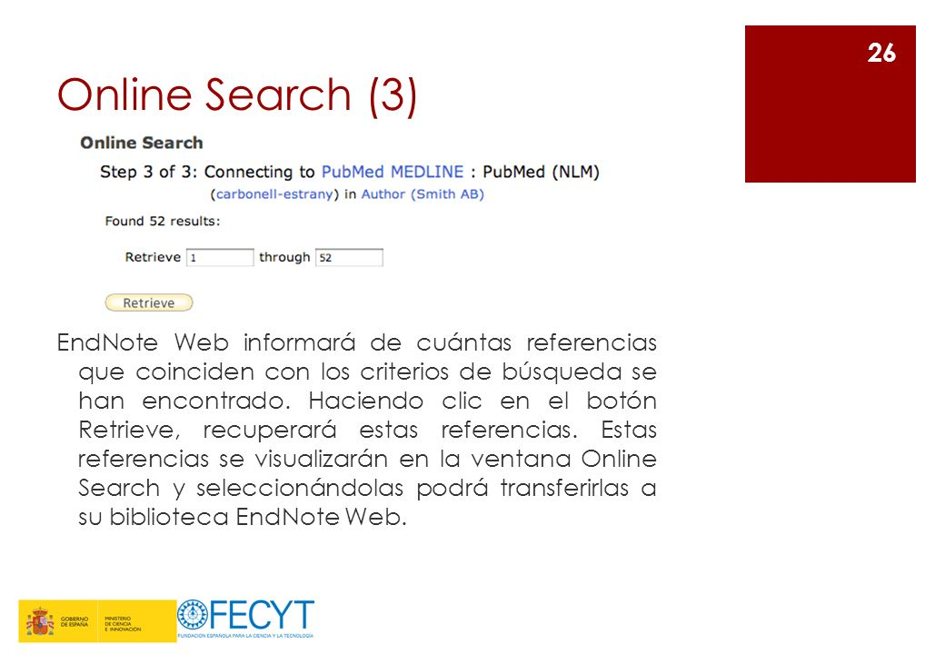 Online Search (3)