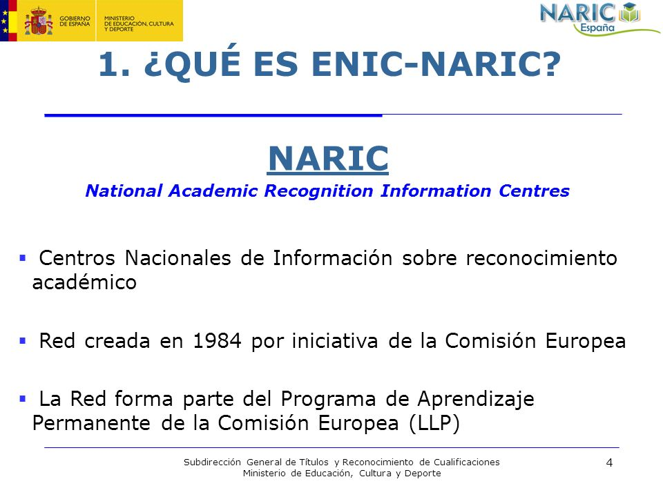 National Academic Recognition Information Centres