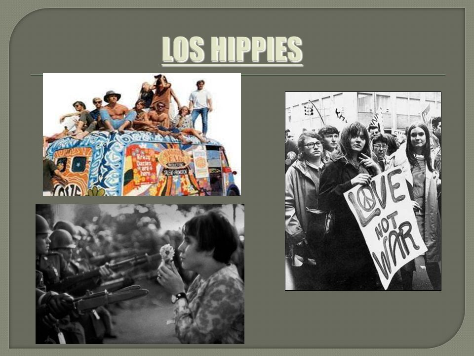 LOS HIPPIES