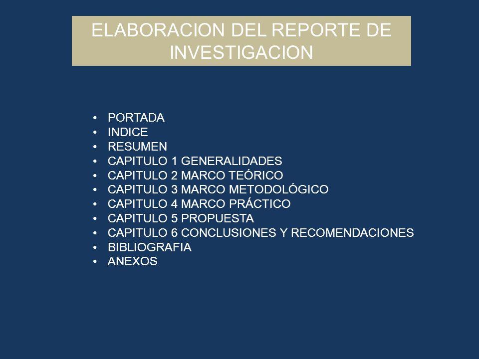 METODOLOGIA DE LA INVESTIGACION - ppt descargar