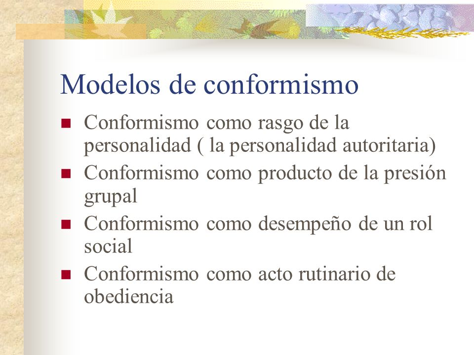 CONFORMISMO DEFINICION EPUB DOWNLOAD