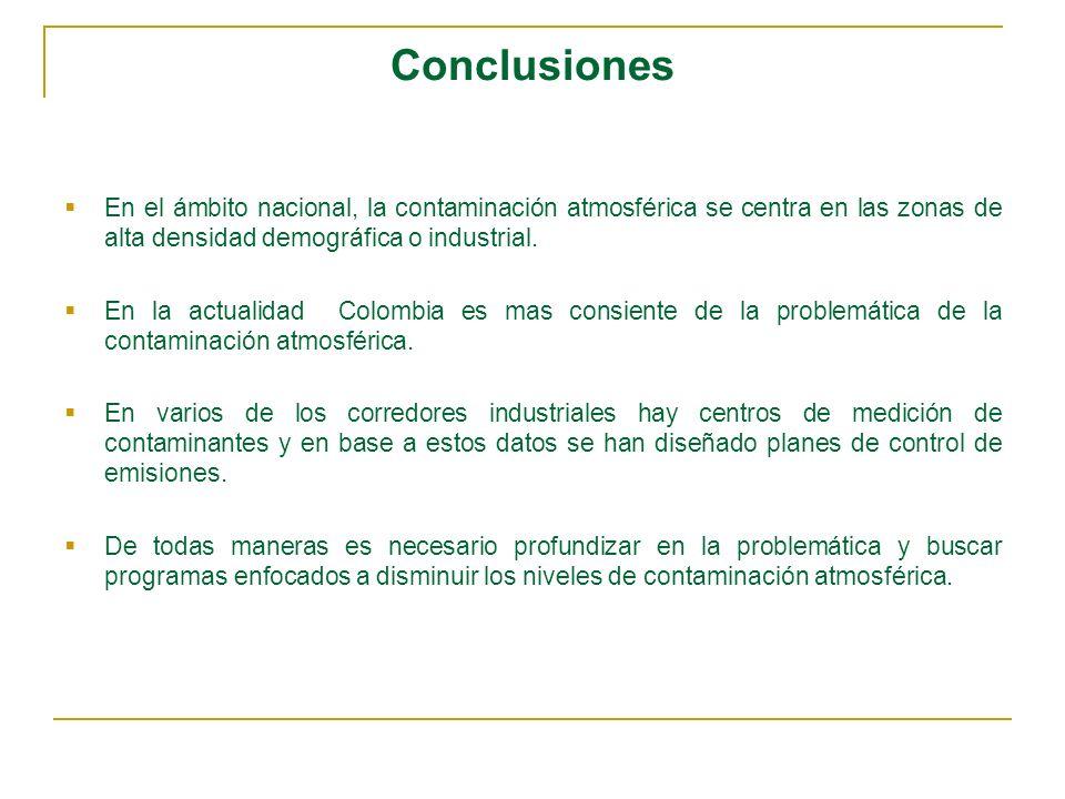 CONTAMINACION ATMOSFERICA - ppt video online descargar