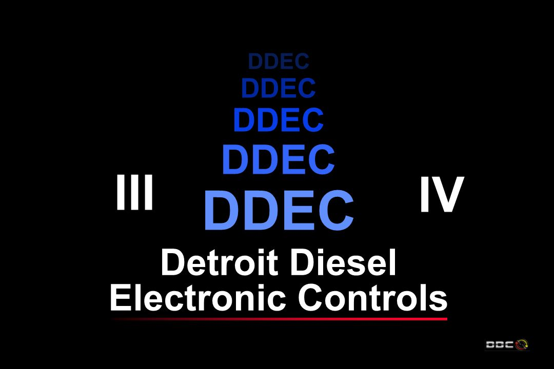 Detroit Diesel Training Center Would Like to Thank Dan Clark
