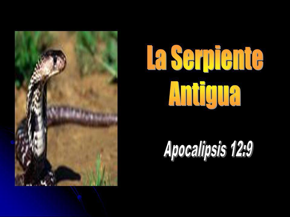 La Serpiente Antigua Apocalipsis 12:9