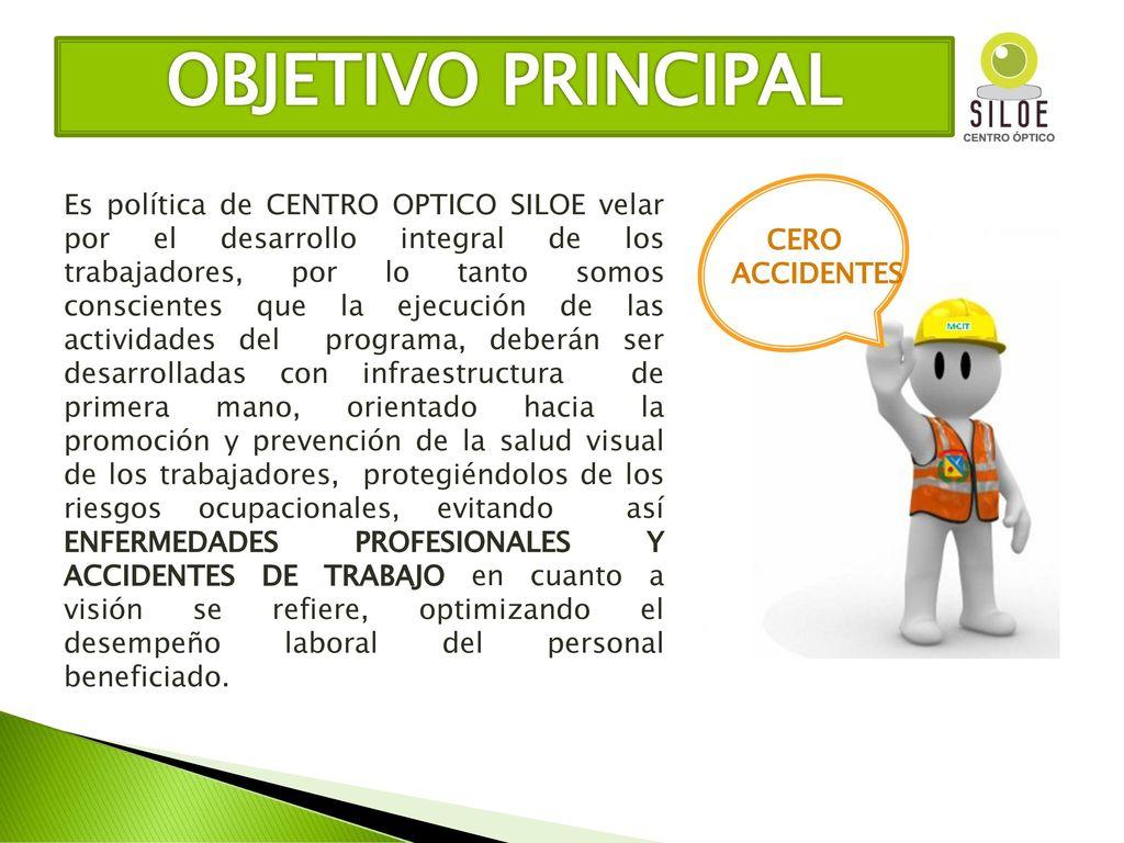 e5489ec05e37f 3 OBJETIVO PRINCIPAL Es política de CENTRO OPTICO ...
