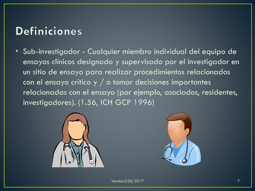 Buena práctica clínica - ppt descargar