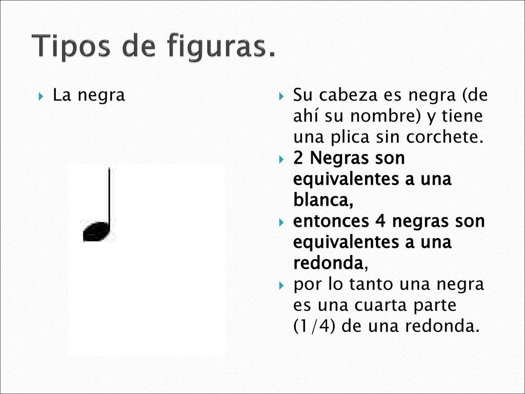 LAS FIGURAS MUSICALES. - ppt descargar