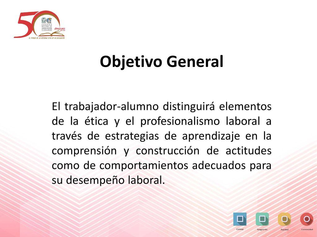 Unidad educativa: Ética y profesionalismo laboral - ppt video online ...