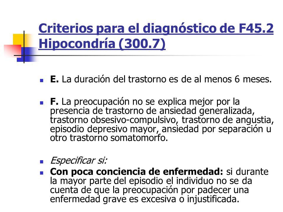Trastornos somatomorfos - ppt descargar