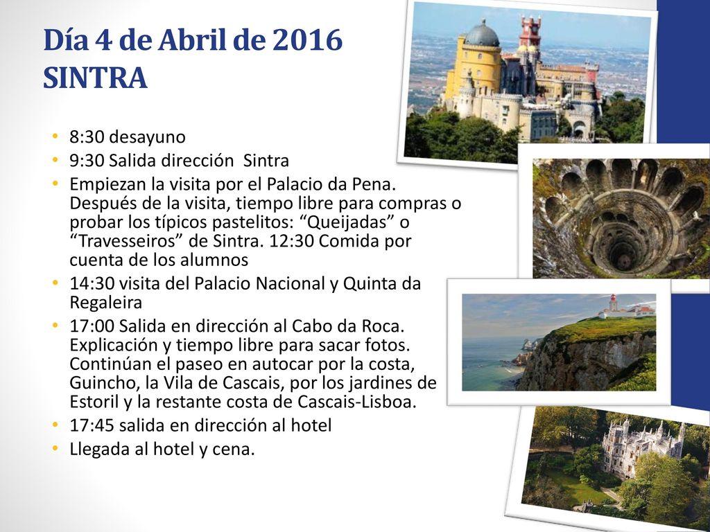 fad123d762 Viaje a Lisboa Del 02 al 06 de abril ppt descargar