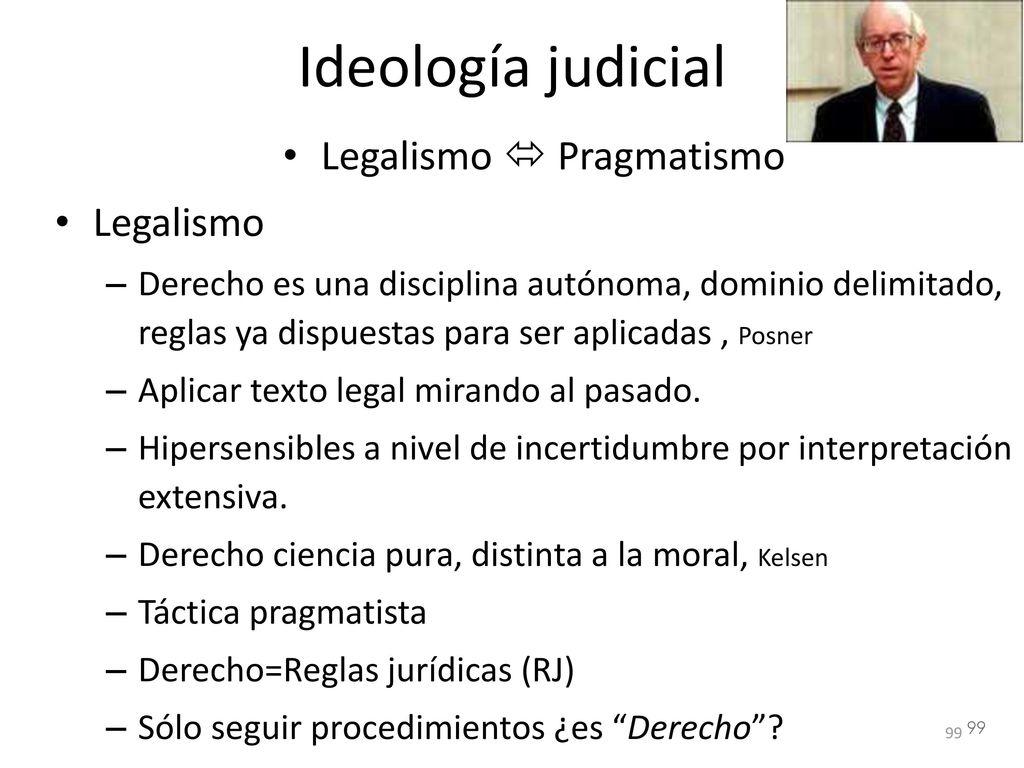 Argumentación Judicial - ppt descargar