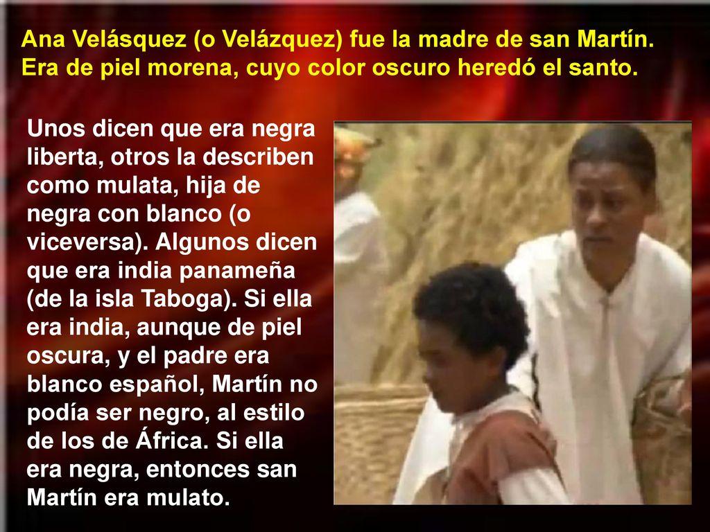 Ana Risueño Bajo La Piel san martín de porres 3 de noviembre. - ppt descargar