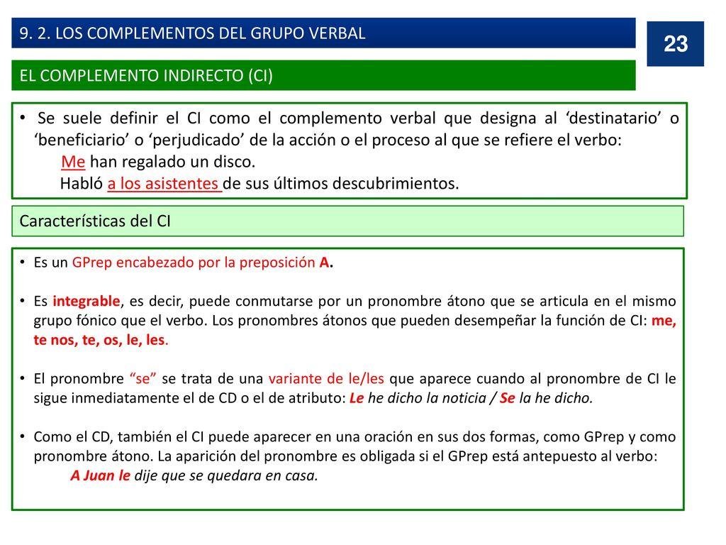 a7f88f411117 SINTAXIS DE LA ORACIÓN SIMPLE ESO - ppt descargar