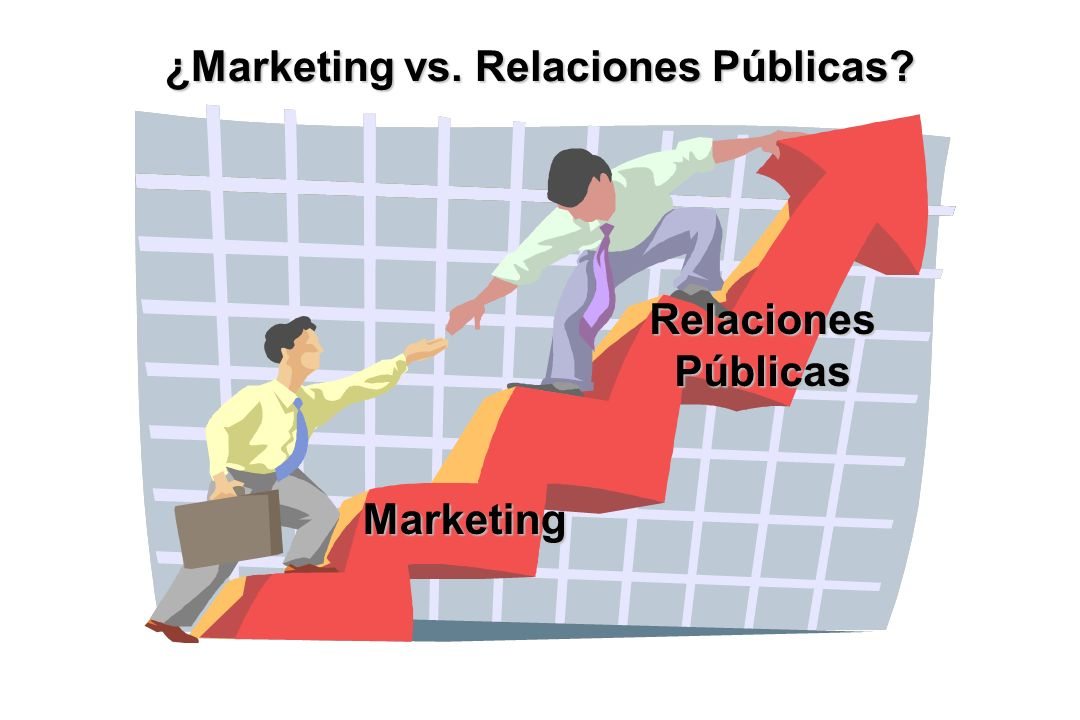 ¿Marketing vs. Relaciones Públicas