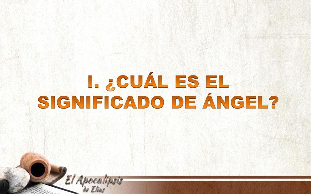 Vi Volar Por En Medio Del Cielo A Otro ángel Que Tenía El Evangelio