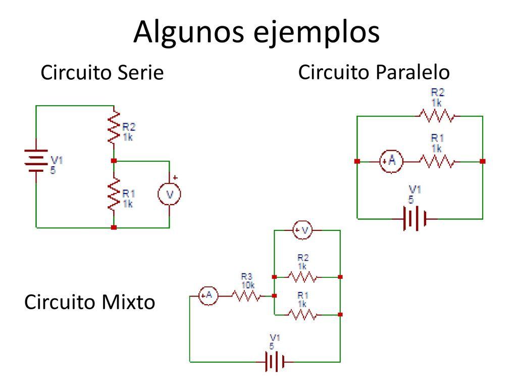 Circuito Seri E Paralelo : Trabajo practico laboratorio remoto ppt descargar