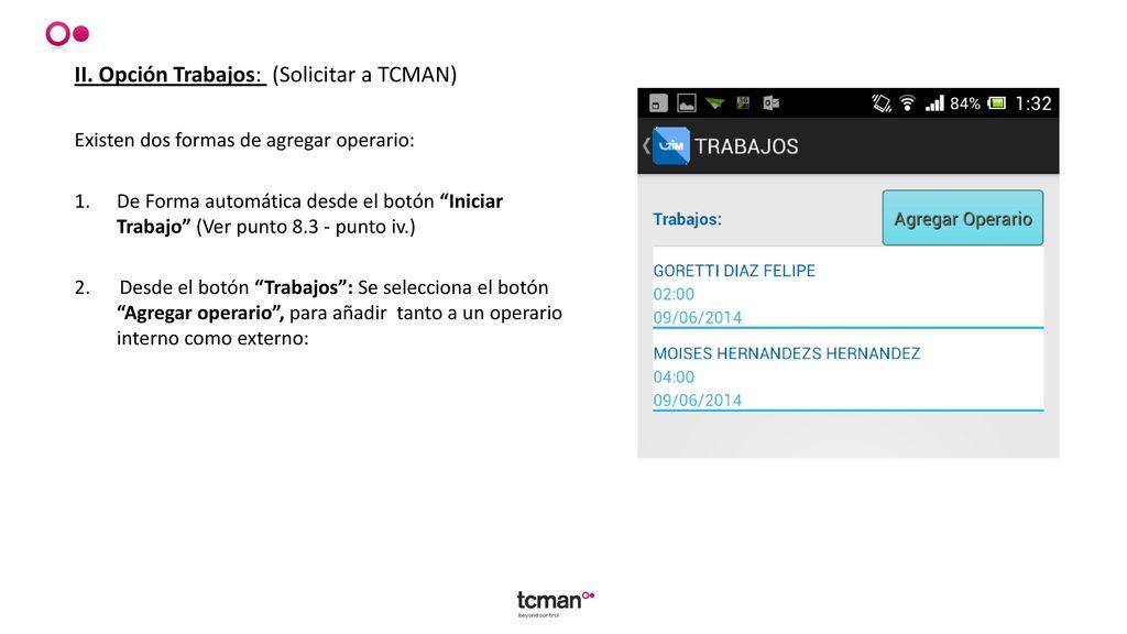 MANUAL USUARIO Versión 2.0 GIM ANDROID ppt descargar