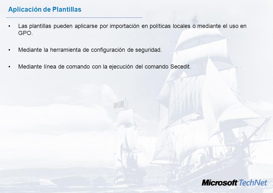 Gira Seguridad 2005 Microsoft TechNet - ppt descargar