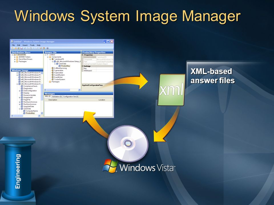 Windows System Image Manager