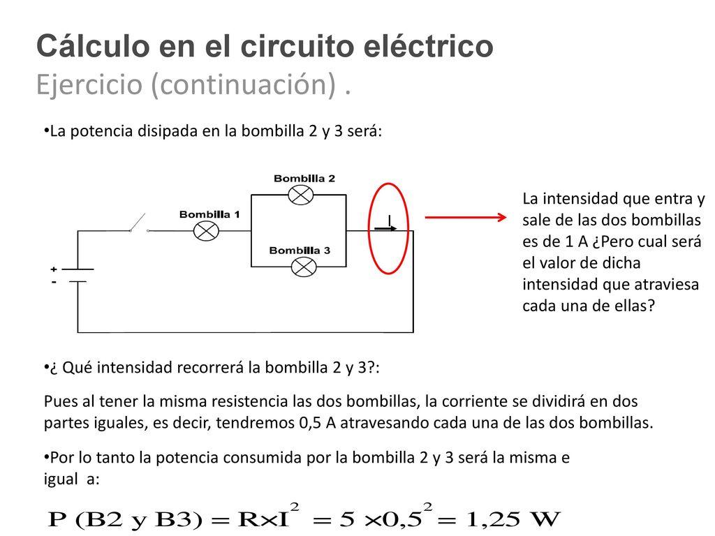 Circuito Y Sus Partes : Circuitos eléctricos javier piquer carapeto ppt descargar