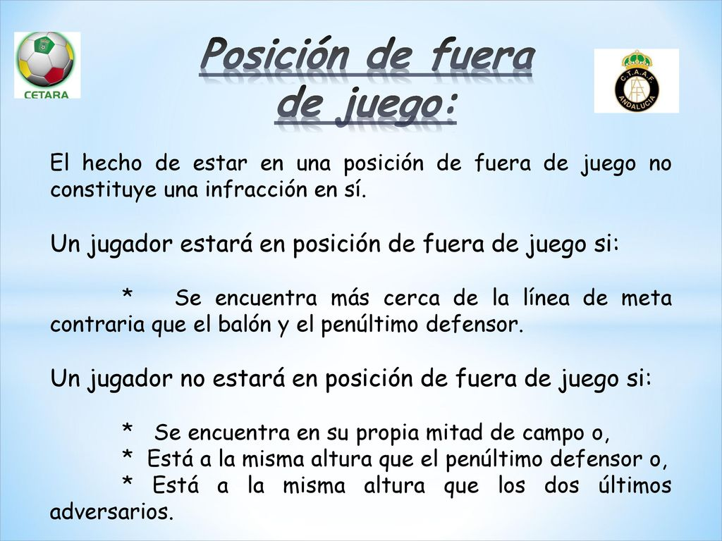 """El fuera de juego"""" 11 Regla: Jagoba Riveiro Zafra (3ª División ..."""
