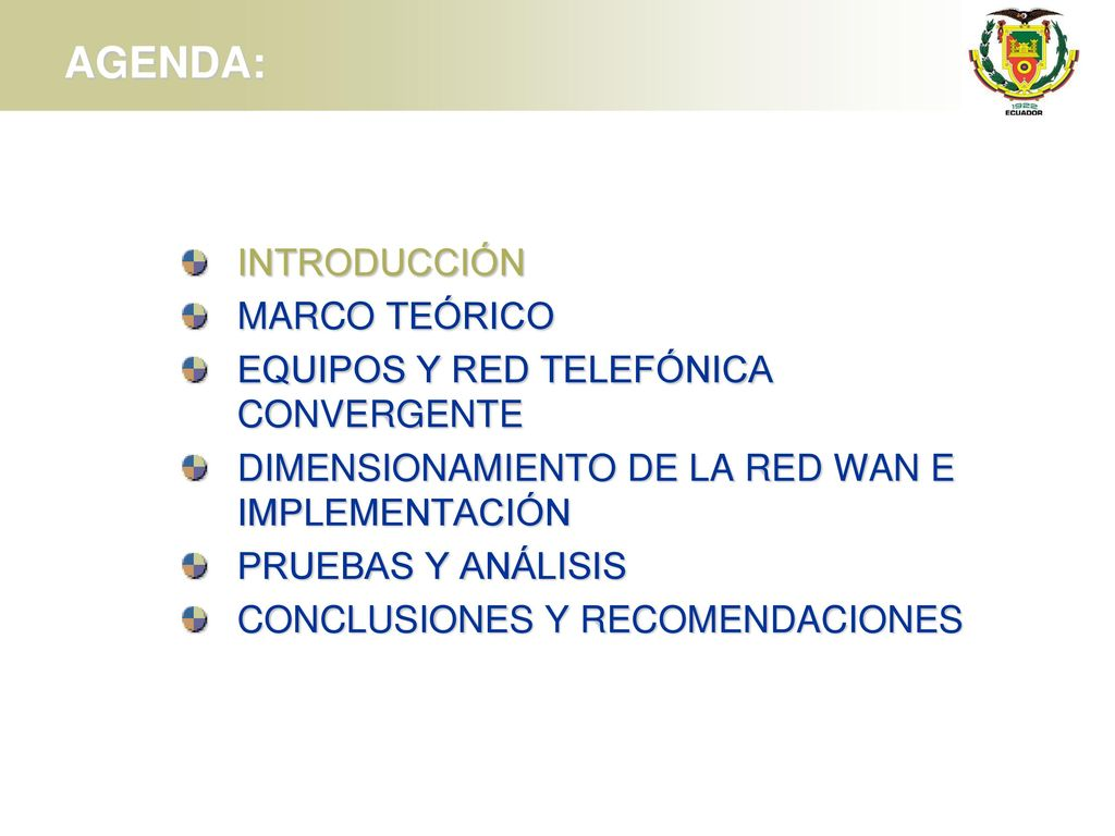 INTEGRACIÓN DE LAS PLATAFORMAS TELEFONICAS ELASTIX DE CNEL SUCUMBÍOS ...