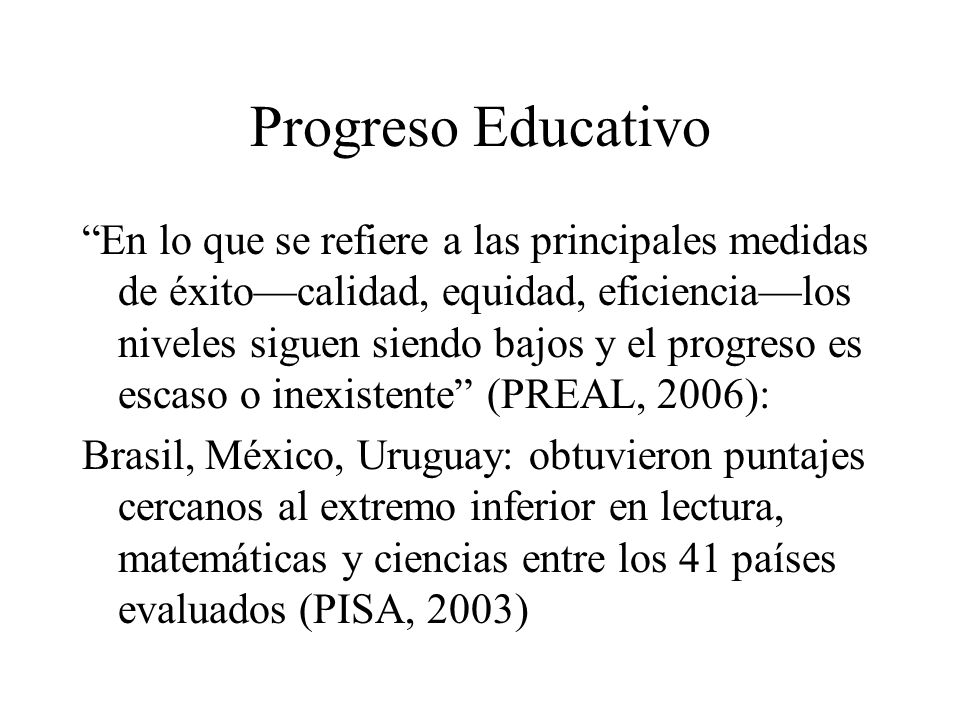 Progreso Educativo