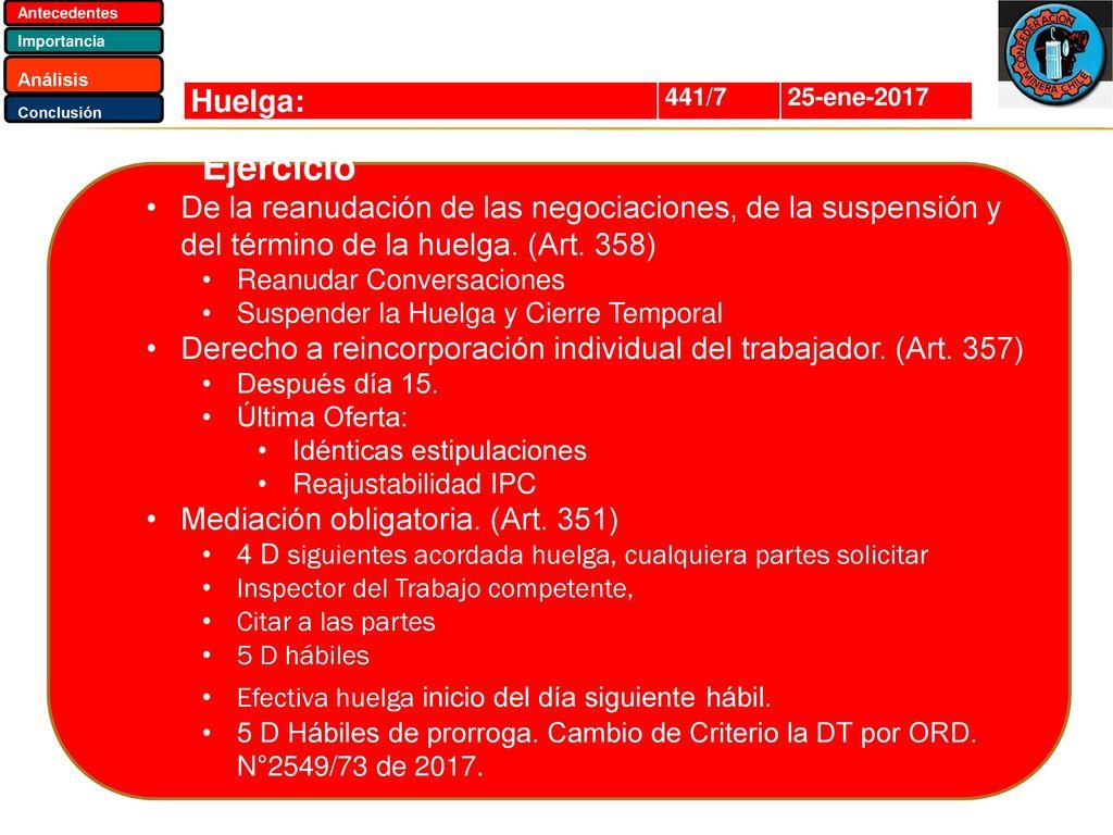Los Dictámenes Interpretativos de la Reforma Laboral. - ppt descargar
