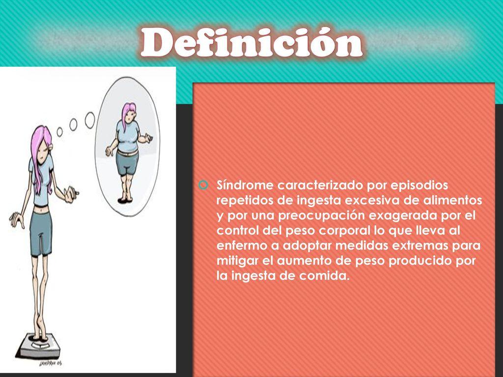 la definicion de bulimia nerviosa
