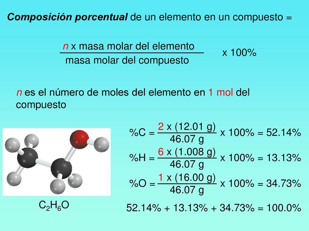 Química: el estudio del cambio - ppt descargar