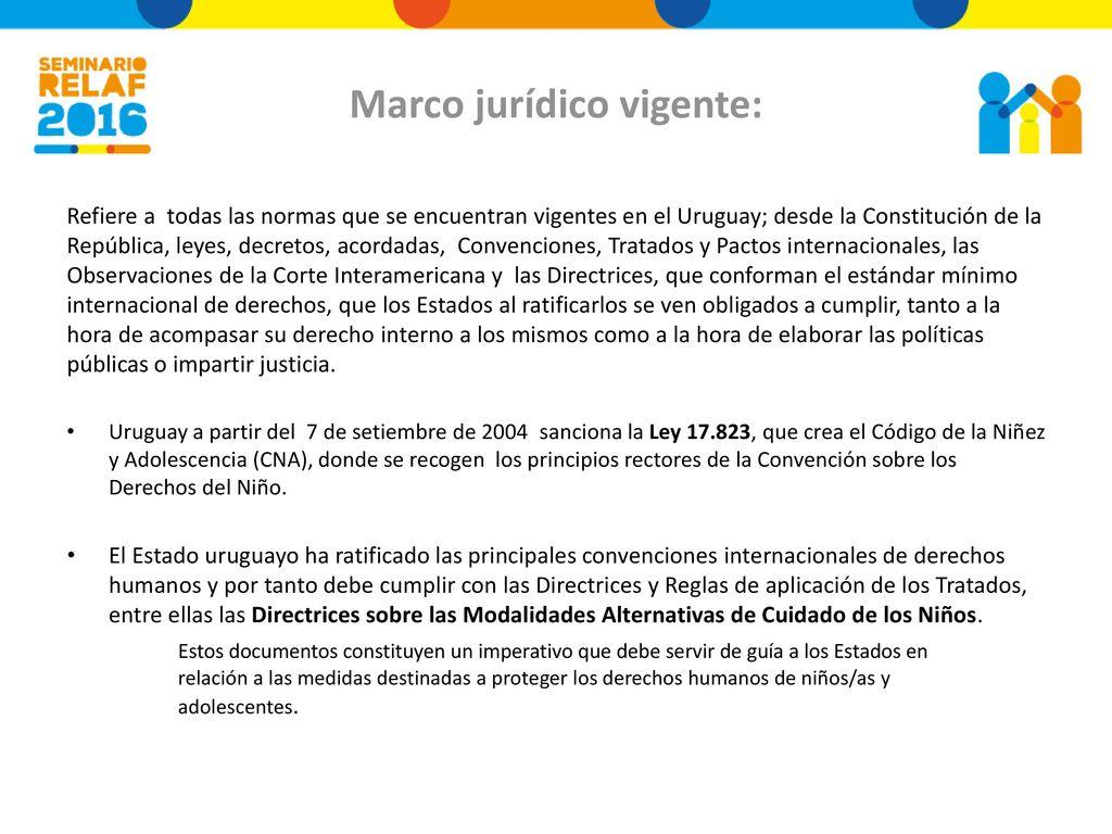 Consultora TRAMAS/ UNICEF Uruguay - ppt descargar