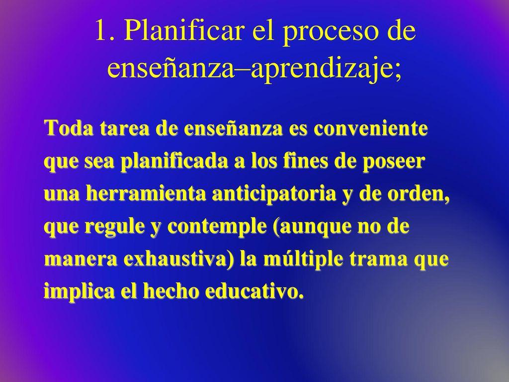 Enseñanza y curriculum de la educación superior - ppt descargar