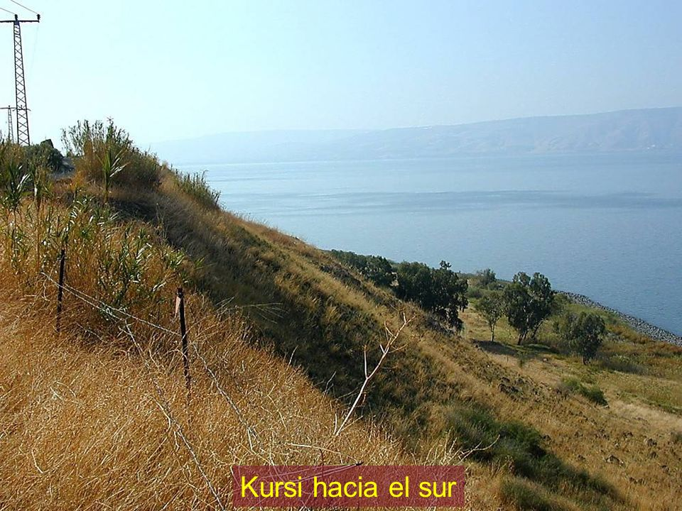 Kursi cliff view to south