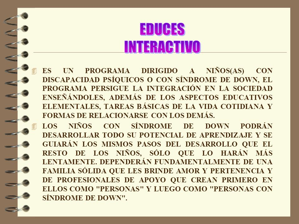 EDUCES INTERACTIVO.