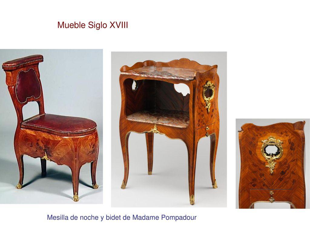 Breve Recorrido Historico Del Mueble Europeo Ppt Descargar # Muebles Renacentistas