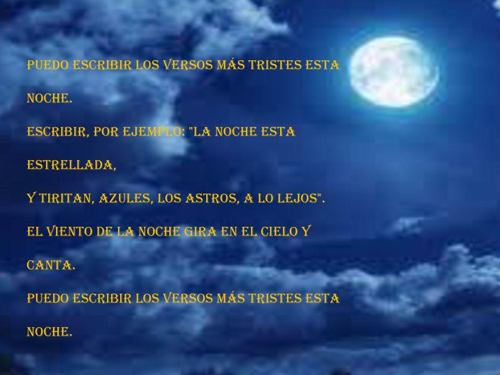 Poemas De Pablo Neruda Poema 20 Blog Frases Motivacionais