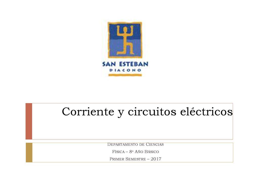 Circuito Electrico Basico : Corriente y circuitos eléctricos ppt descargar