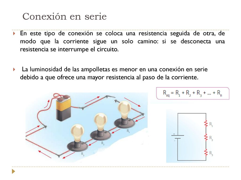 Circuito Mayor : Corriente y circuitos eléctricos ppt descargar