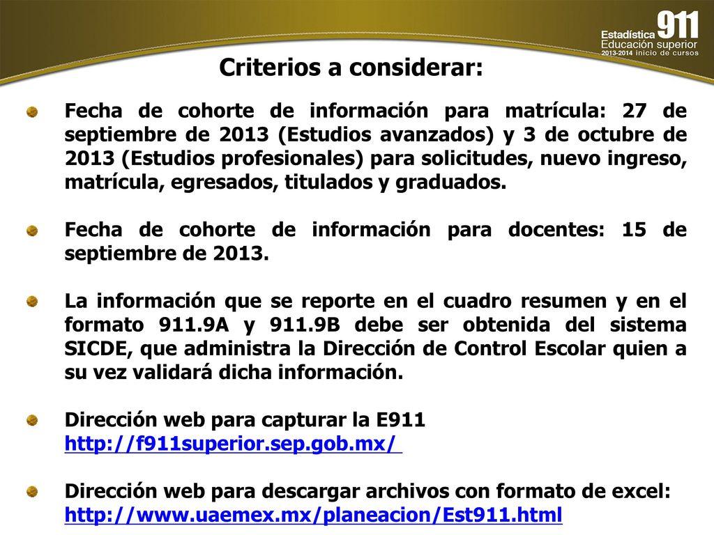 Ley del Sistema Nacional de Información Estadística y Geográfica ...