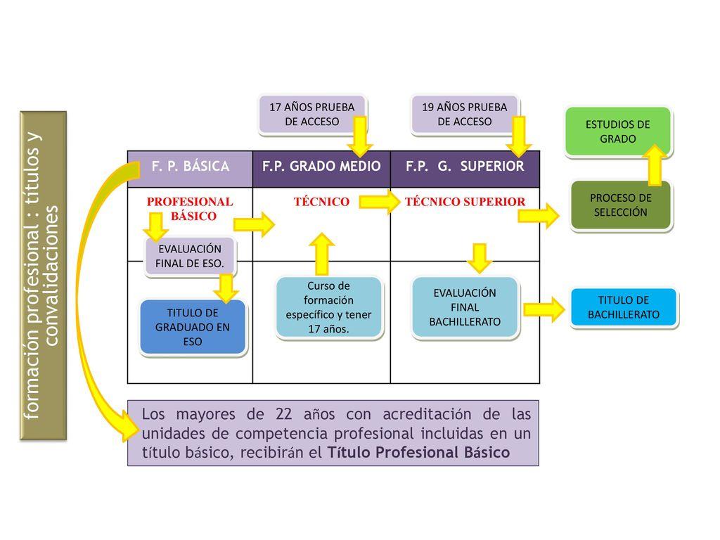La Formación Profesional Básica En Andalucía Ppt Descargar
