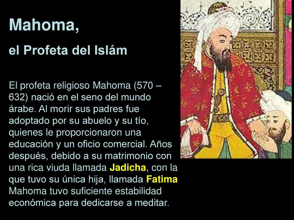 La religión musulmana 1ª Parte: Los orígenes del Islam 3º de ESO - ppt  descargar