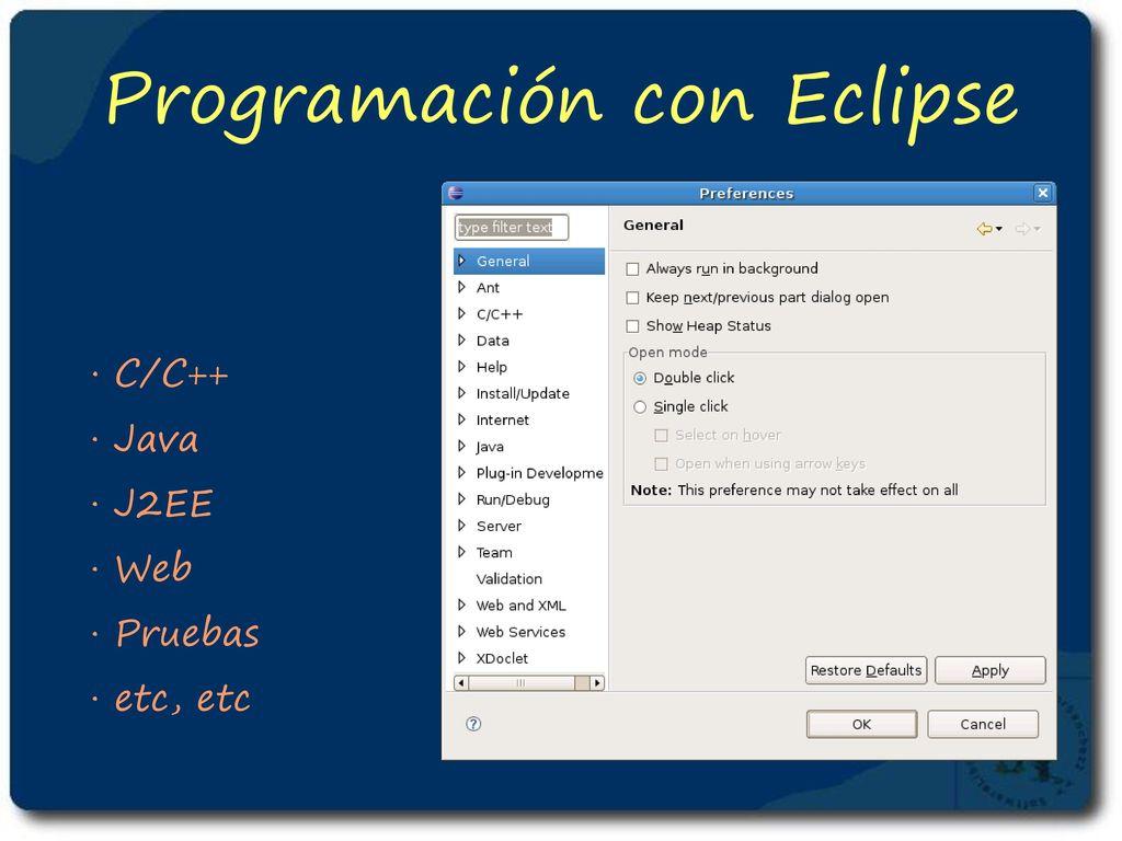 Software Libre & prácticas: - ppt descargar