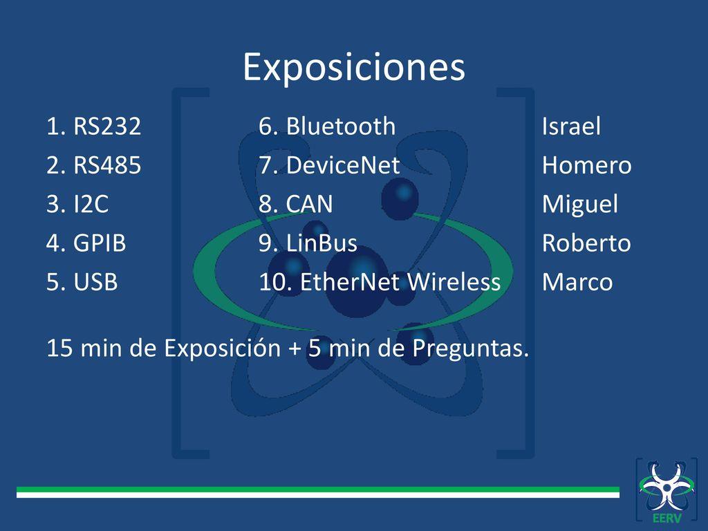 REDES INDUSTRIALES DE COMUNICACIÓN - ppt descargar
