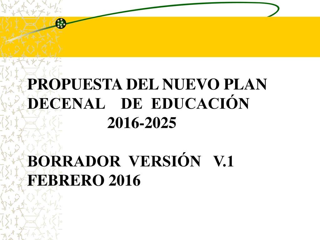 PROPUESTA CURRÍCULO 2016 ECUADOR - ppt descargar
