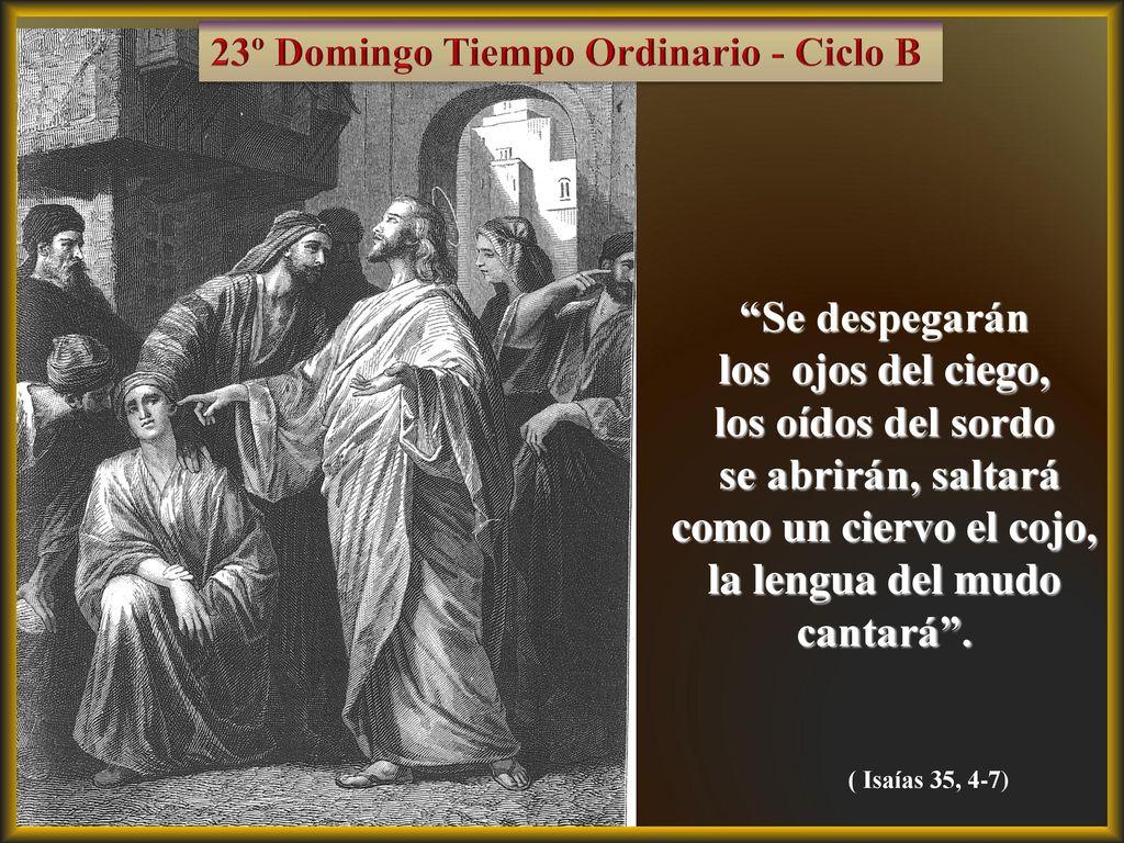 Resultado de imagen de ISAÍAS 35, 4-7a