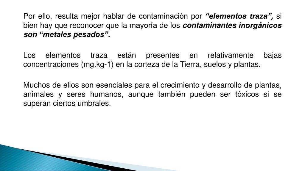 Contaminacin ambiental ppt descargar 6 por urtaz Gallery