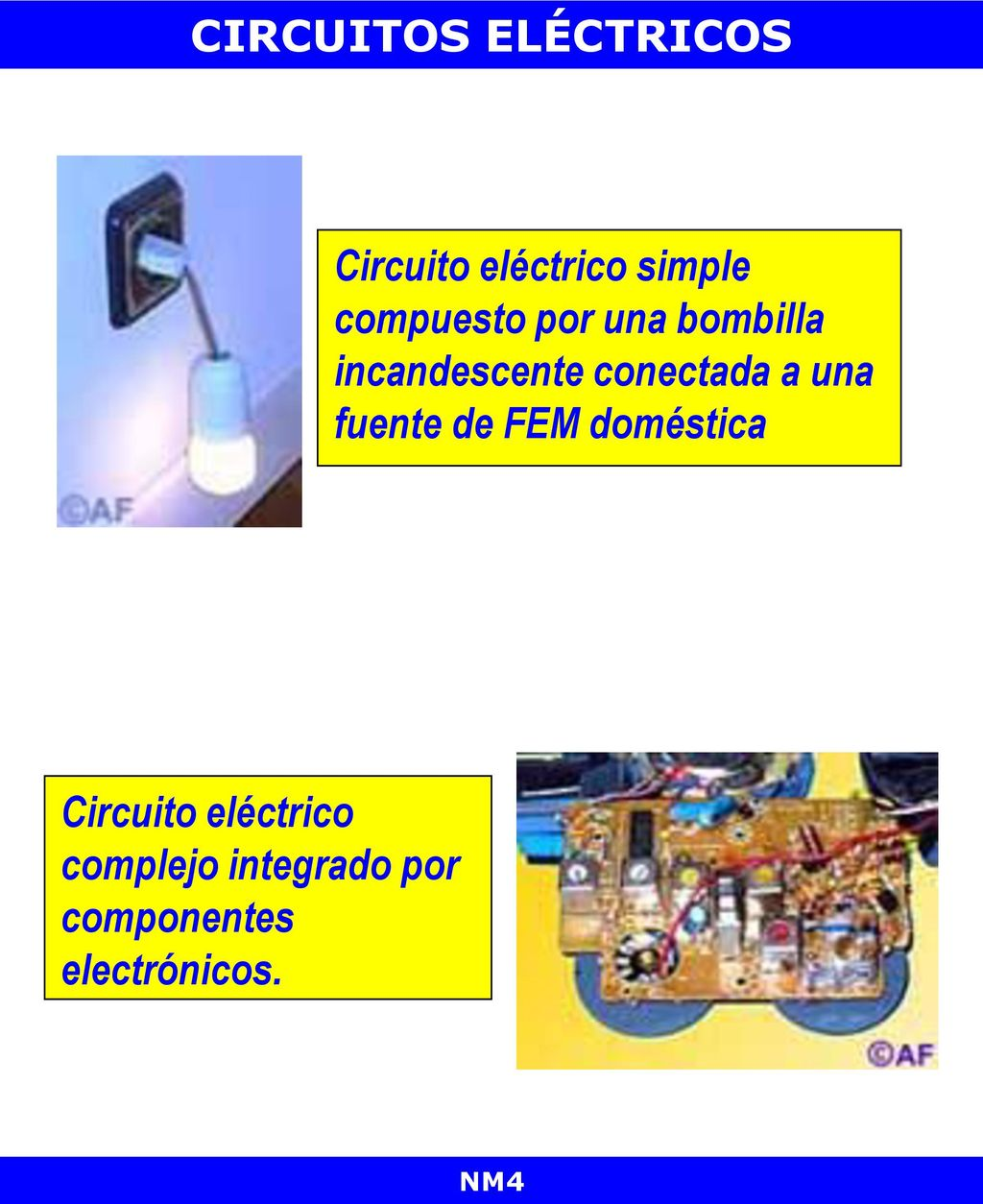 Circuito Electrico Simple : Circuitos elÉctricos de corriente continua ppt descargar