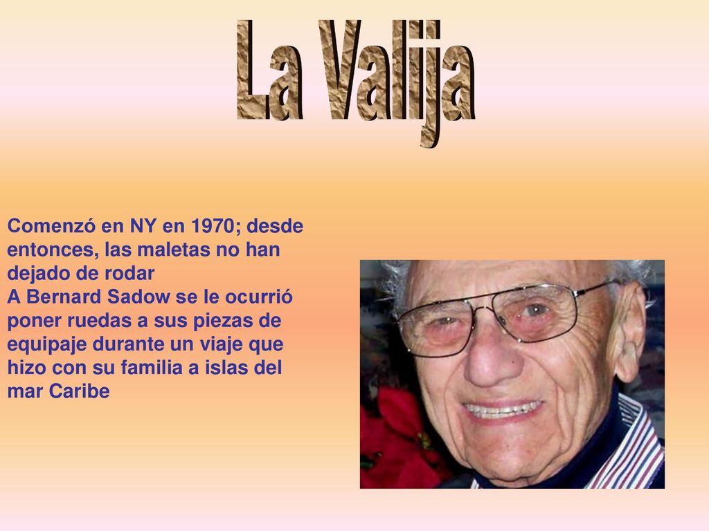 3622ea7a5 La Valija Comenzó en NY en 1970; desde entonces, las maletas no han dejado
