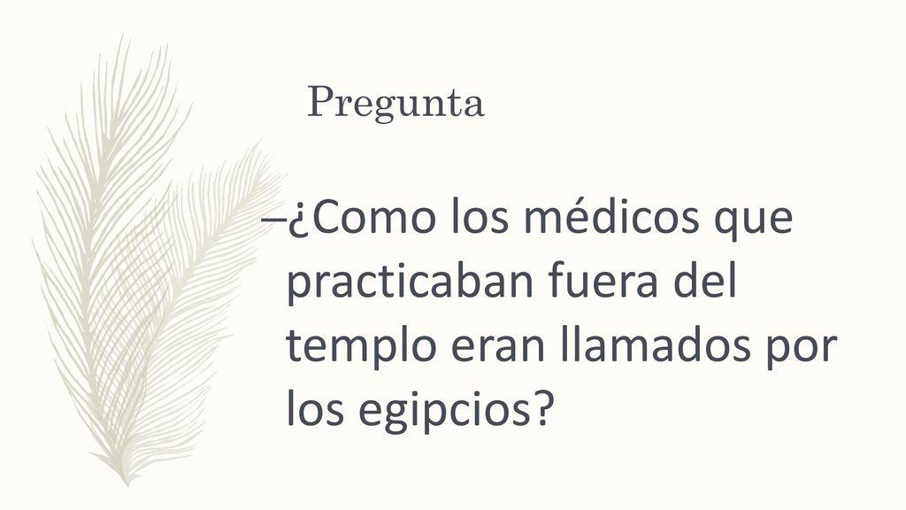 Historia de la Medicina - ppt descargar